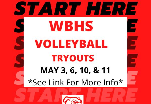 Rising 9th Graders - Volleyball