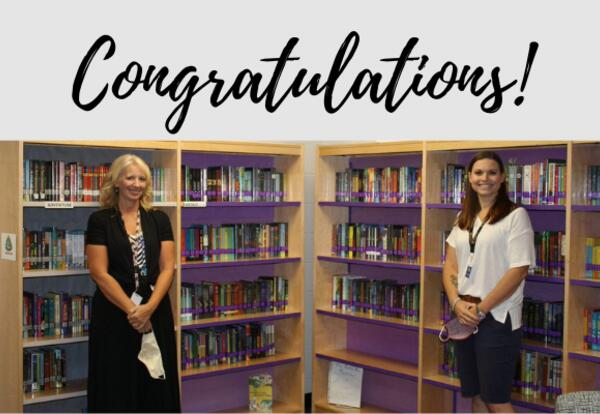 Media Center and Specialist Honors