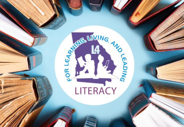 Literacy for Learning, Living, and Leading (L4GA) grant from the Georgia Department of Education