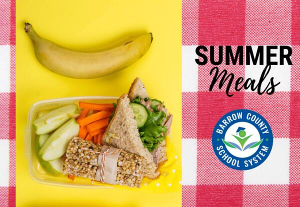 Summer Meals for Students