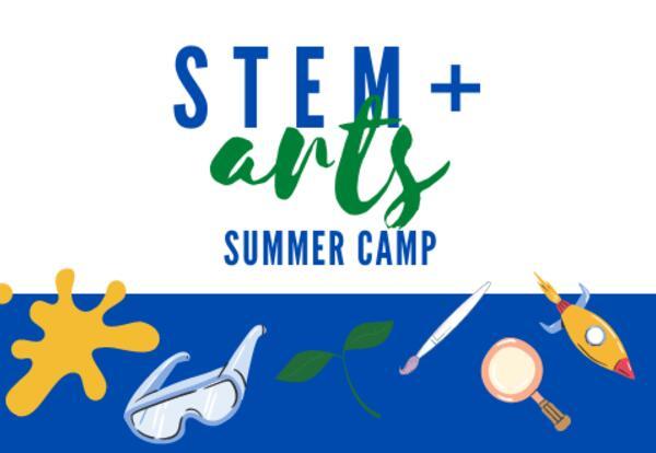 STEM + Arts Summer Camp