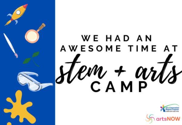 STEM + Arts Camp