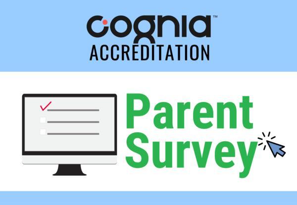 Cognia Accreditation Parent Survey
