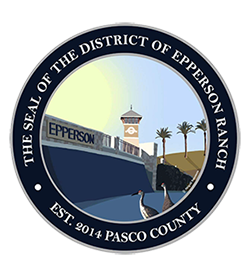 Seal of Epperson Ranch
