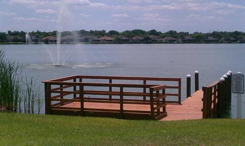 clubhouse dock