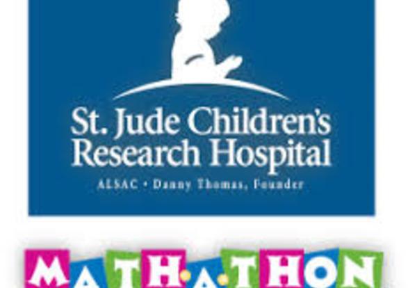 Nottingham School St. Jude Math-a-thon