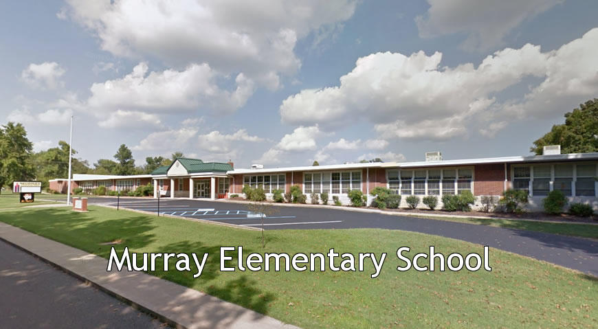 Murray Elementary School front view