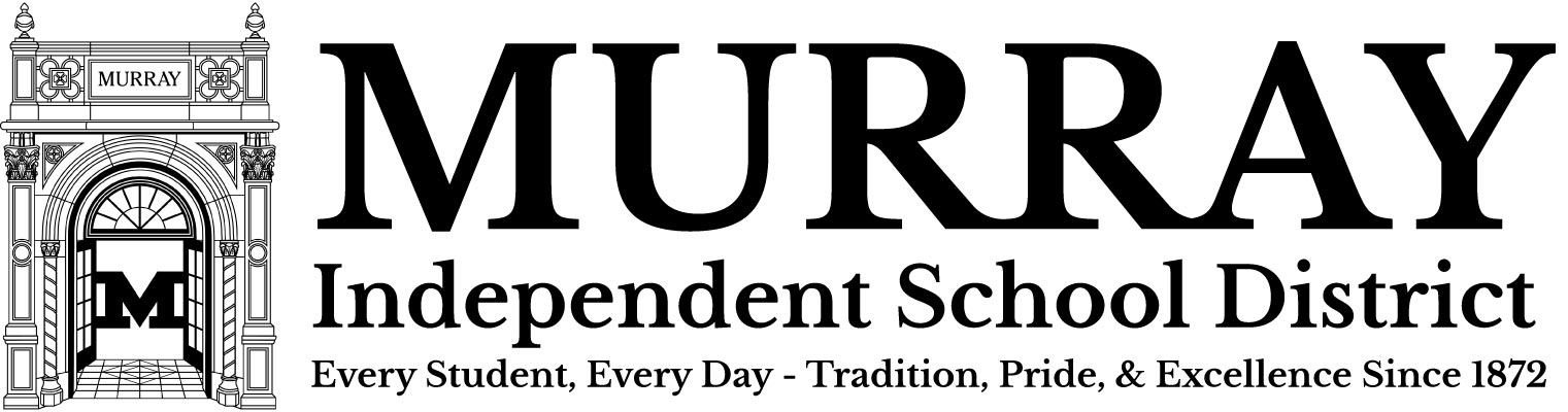Murray Independent School District header logo