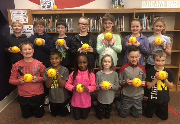 Murray Elementary School Students Inducted Into 100 Point AR Club