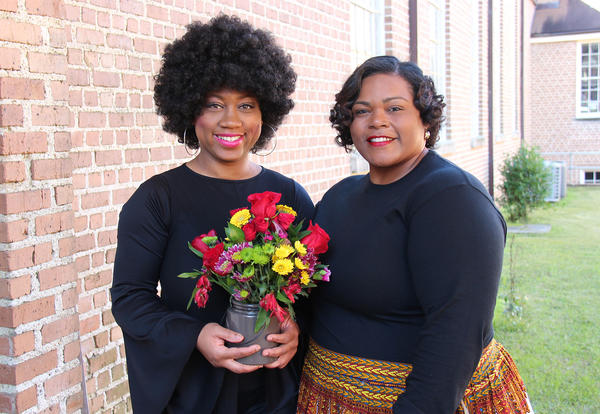 dr kiana pendleton and dr toy watts