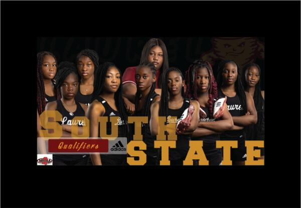 photos of track team south state qualifiers