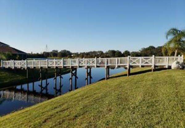 Copperstone CDD - Pedestrian Bridge Maintenance Update