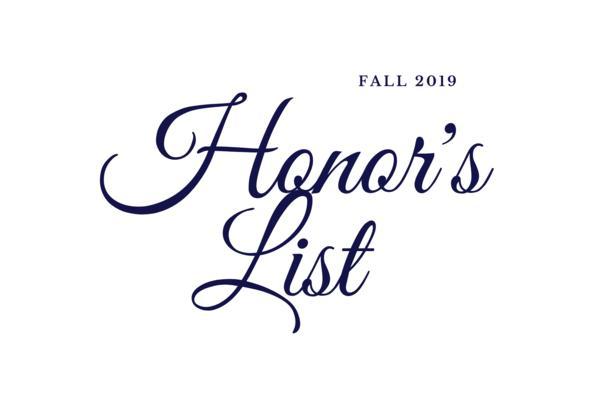 Honor's List