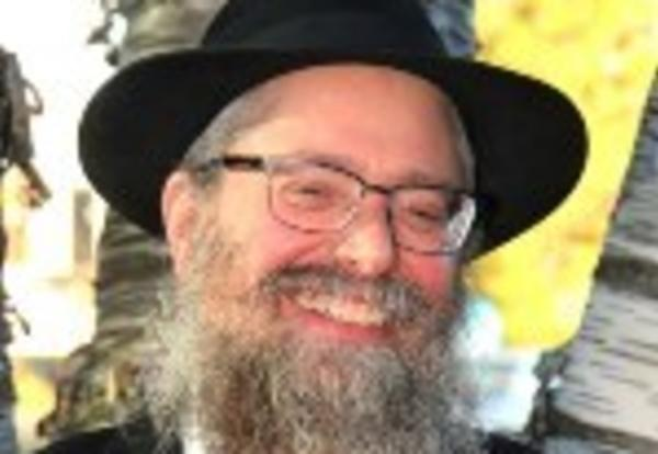 Rabbi Yehoshua Botnick's Photo