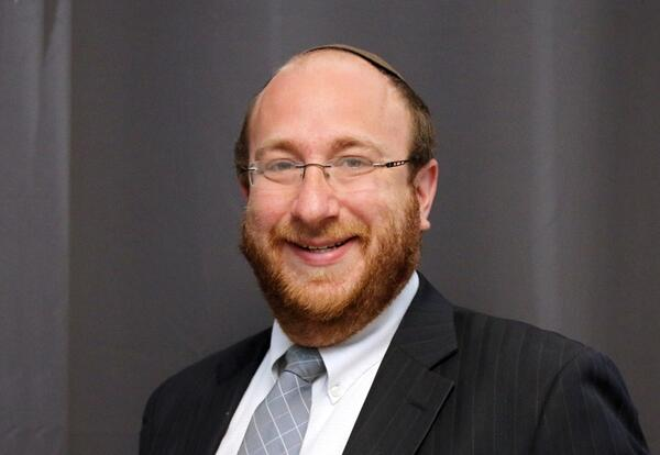 Rabbi Moshe Farkas's Photo