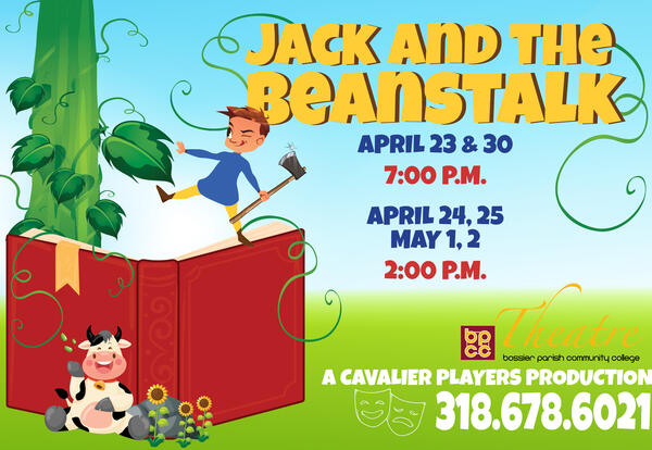Jack and the Beanstalk promo
