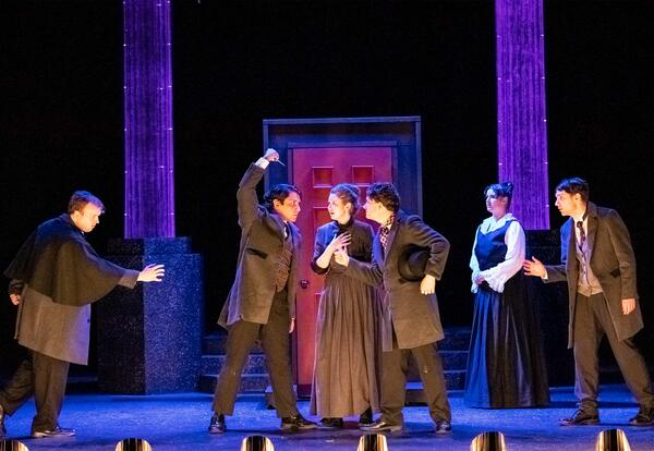 BPCC PERFORMING ARTS THEATRE WINS TOP HONORS FROM KENNEDY CENTER AMERICAN COLLEGE THEATRE FESTIVAL