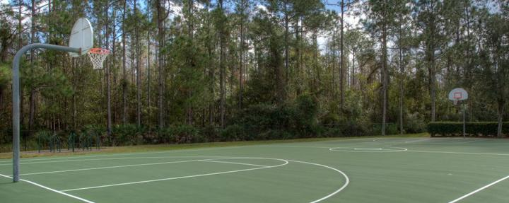 Lexington Oaks Basketball Court