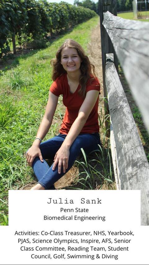 Julia Sank