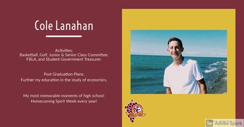 Cole Lanahan