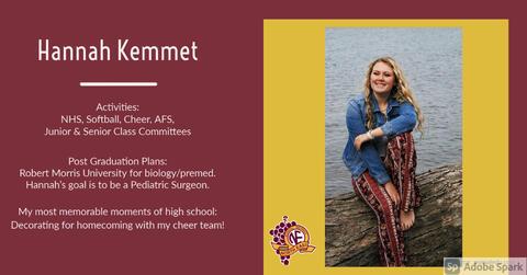 Hannah Kemmet