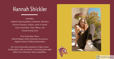 Hannah Shickler