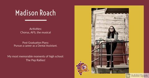 Madison Roach