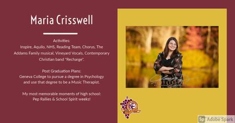 Maria Crisswell