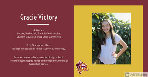 Gracie Victory