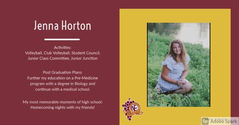 Jenna Horton