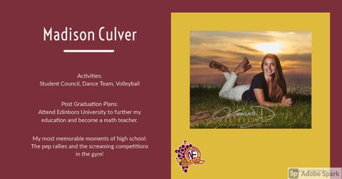 Madison Culver