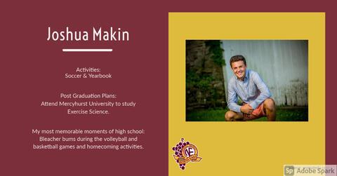 Joshua Makin