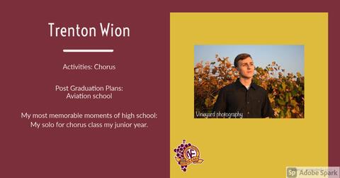 Trenton Wion
