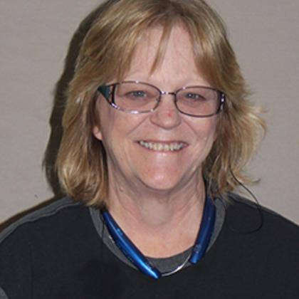 Mrs. Kim Chestney
