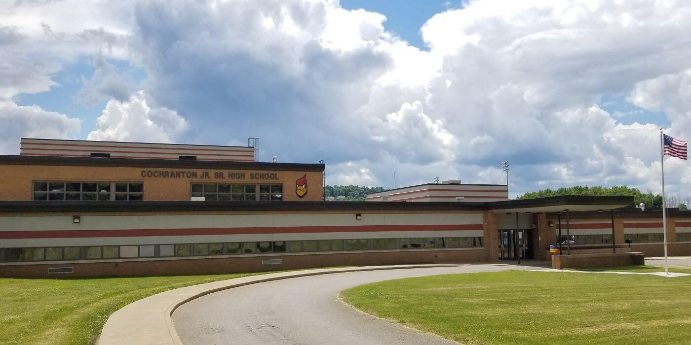 Cochranton Junior Senior High School Building