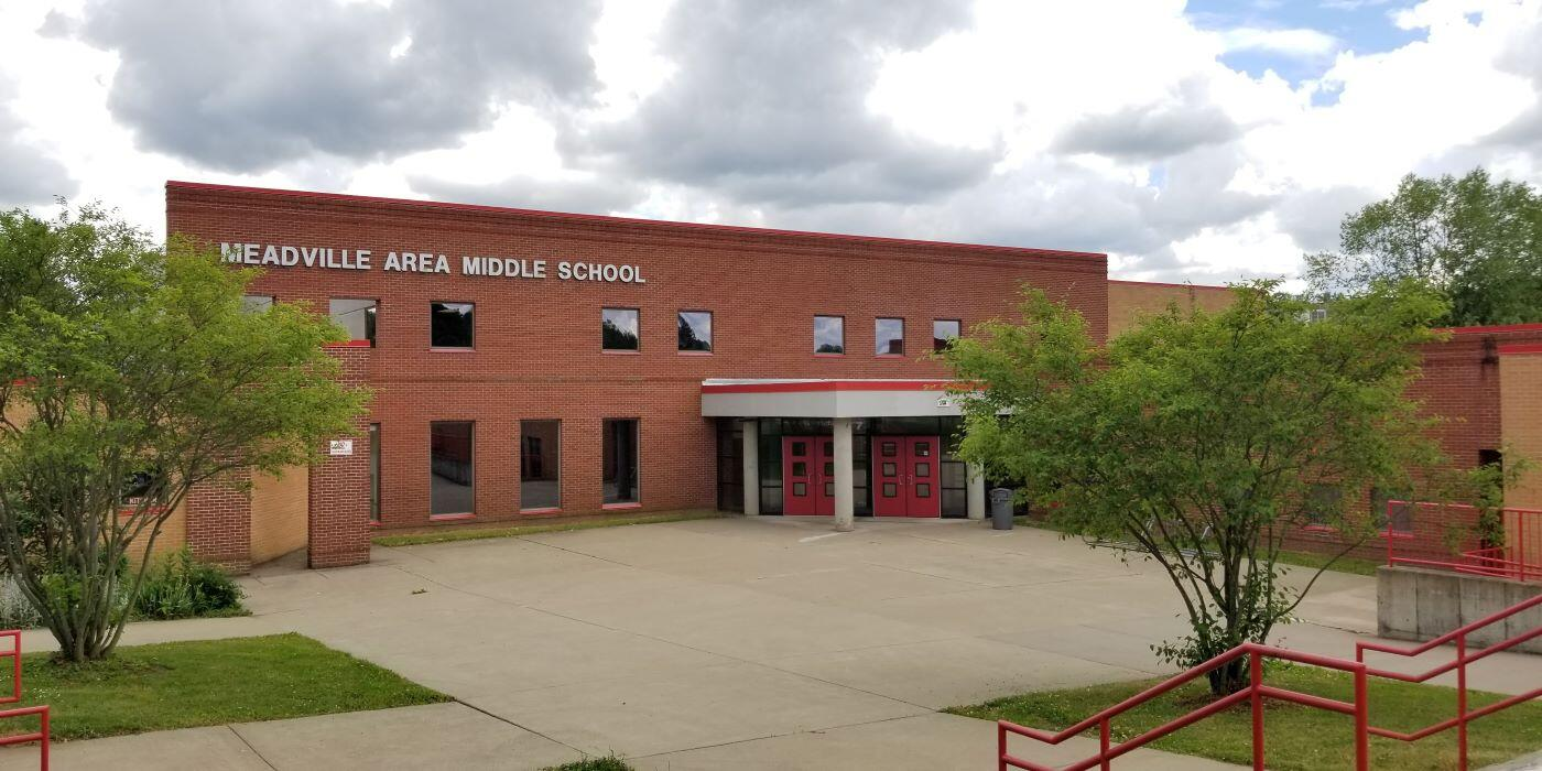 Meadville Area Middle School Building