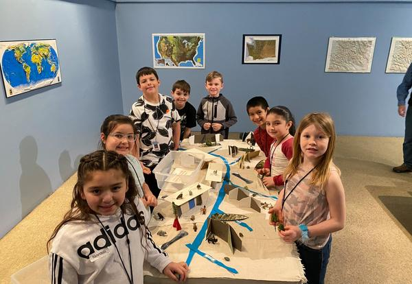 Educational field Trip to Wenatchee Valley Museum & Cultural Center