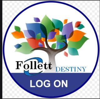 Follett Destiny Login logo