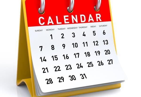 2020-2021 Student Calendars Updated