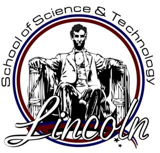 Lincoln School of Science and Technology logo