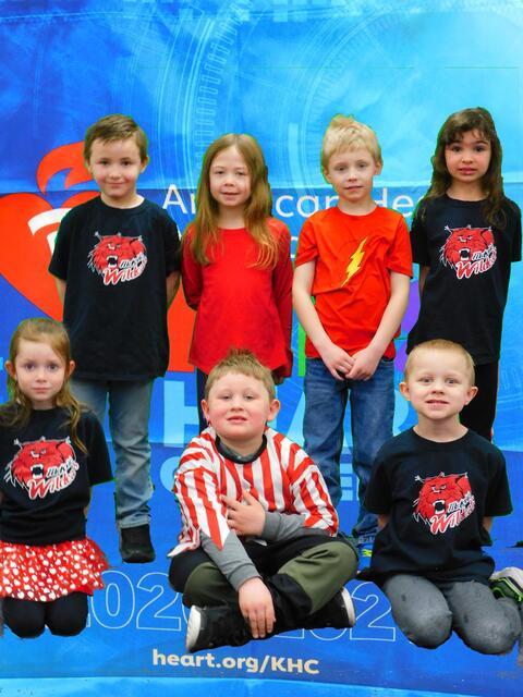 Kids Heart Challenge Photo 11