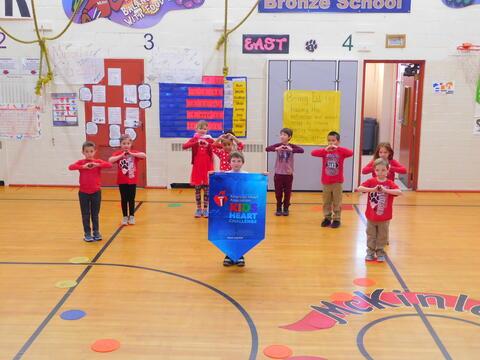 Kids Heart Challenge Photo 3