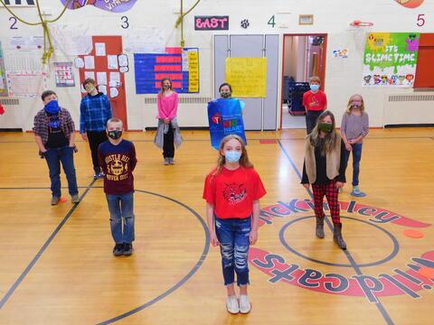 Kids Heart Challenge Photo 7