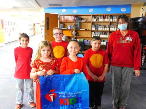 Kids Heart Challenge Photo 9