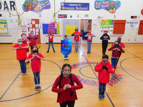 Kids Heart Challenge Photo 8