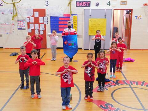 Kids Heart Challenge Photo 4