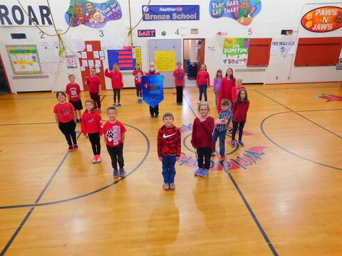 Kids Heart Challenge Photo 5