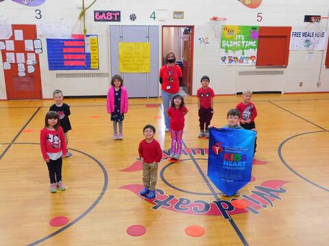 Kids Heart Challenge Photo 6