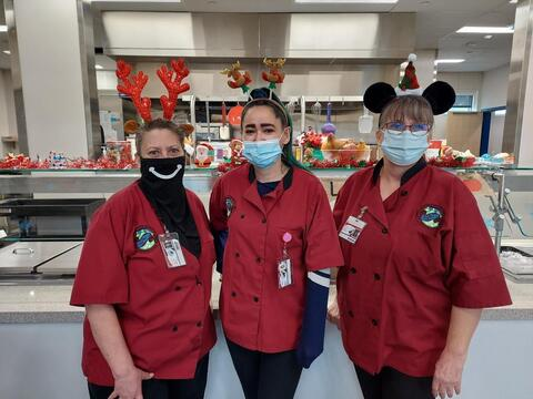 Nutritional Services Staff Photo 3