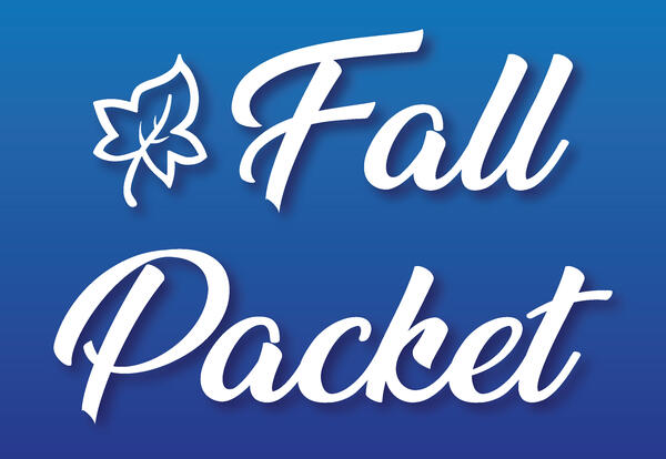 2020-2021 Fall Packet